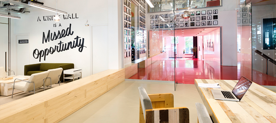 Some Of The Best Digital Agencies And Studios From Amsterdam Stunning Office Design Companies