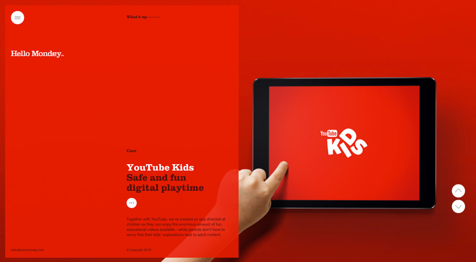 Extreem 20 Unique and Creative Web Portfolios @YF15