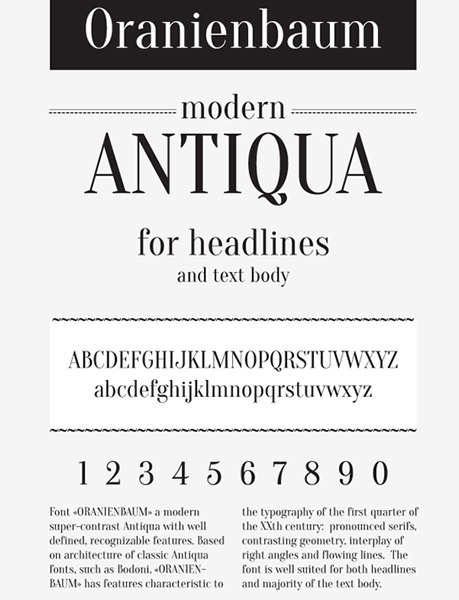 Modern Architecture Font 100 greatest free fonts collection for 2015