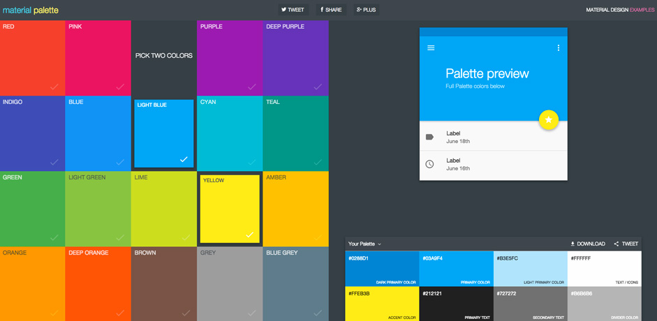 Choosing Colors For Website Design