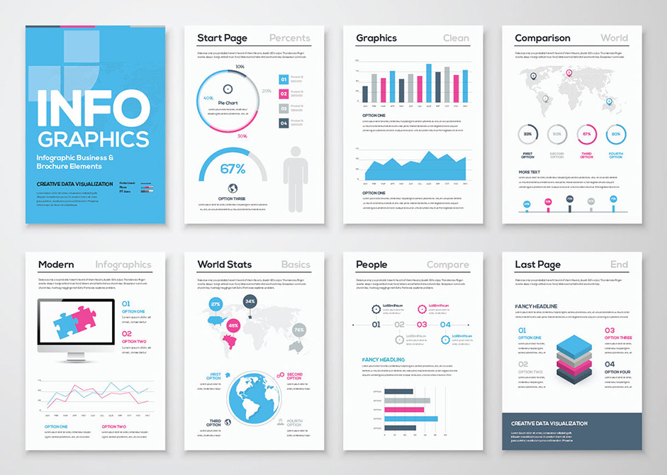 Free High Quality PSD Resources For UI Designers - Basic brochure template