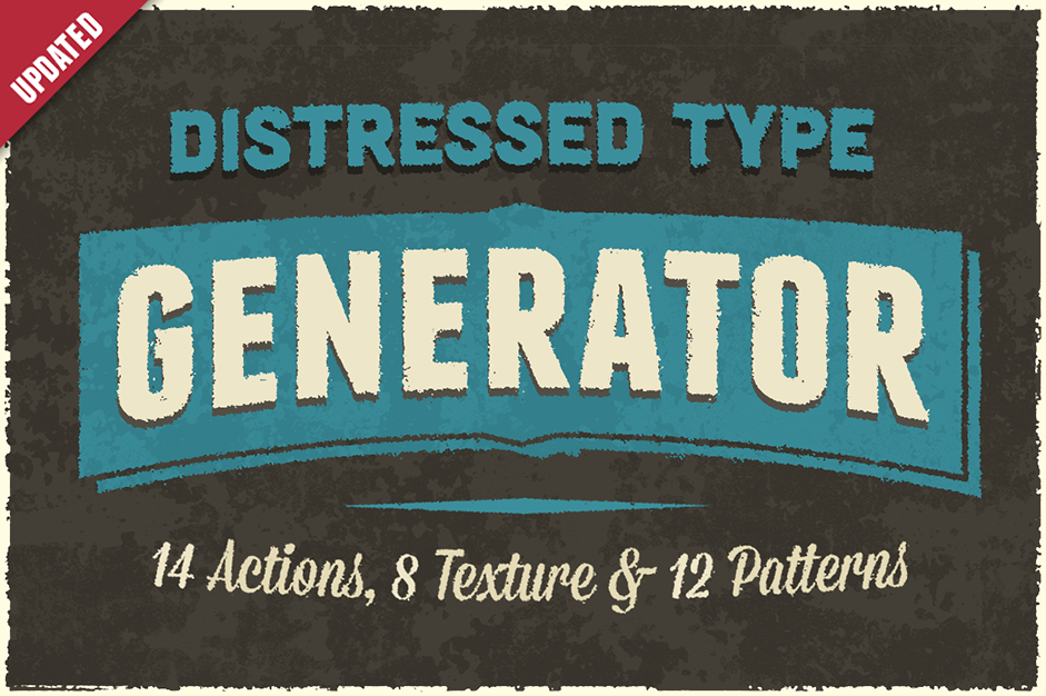 distressed-type-generator-actions