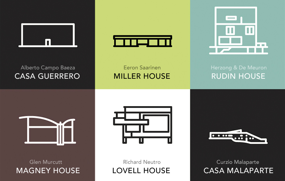 Free downloadable icons based on the best of modern for Architecture icon