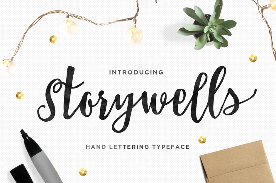 storywells-font