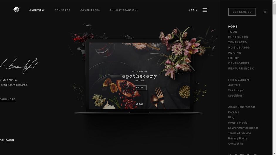 Floral Websites Design