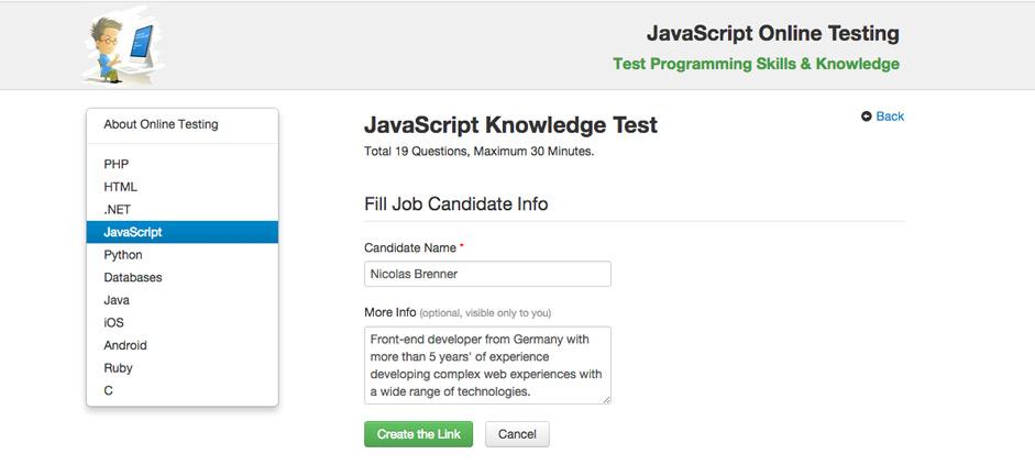 test4geeks-awwwards-candidate-info-custom