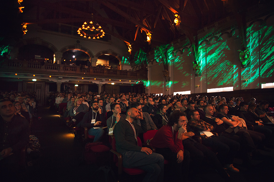 Awwwards Conference Amsterdam 2016