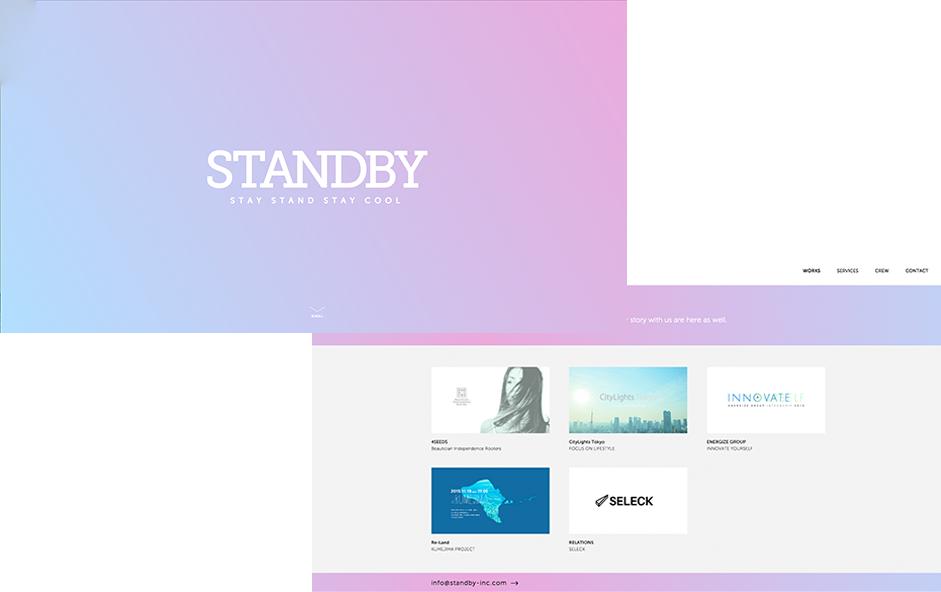 Standby Inc. - Quartz Serenity Pantone