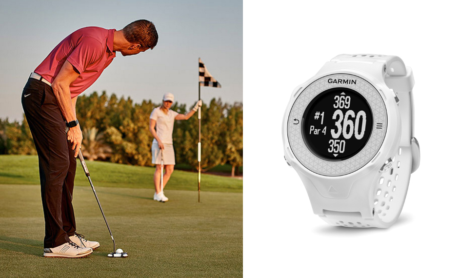 Garmin Golf Wearables