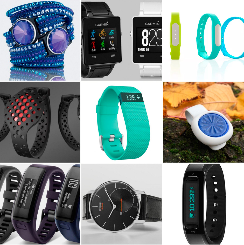 Stay fit with Wearables