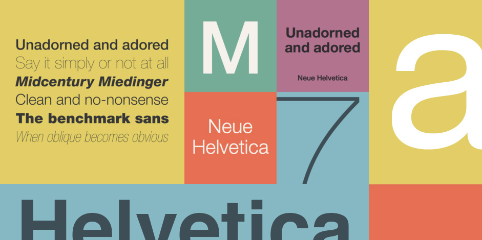 Digital Designers' Secrets: Top Fonts
