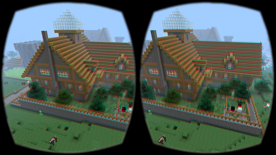 Why Minecraft is a Big Deal for Virtual Reality