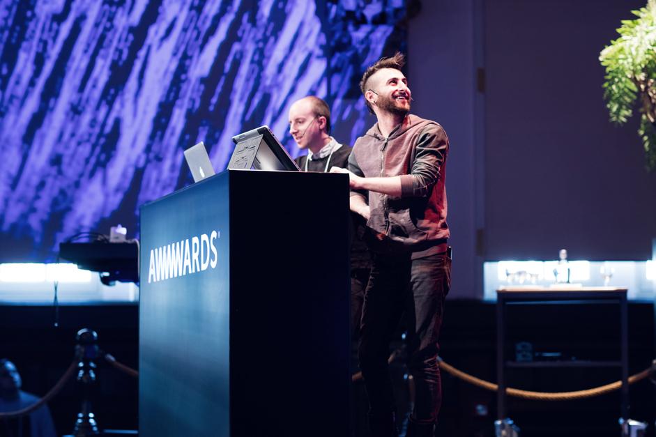 awwwards speakers London 2017