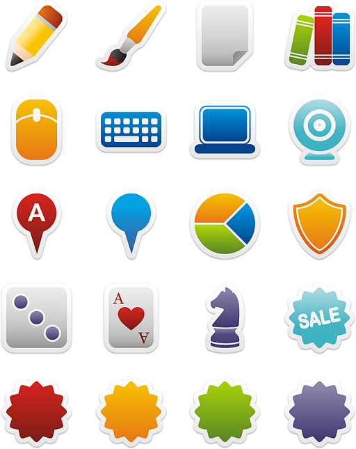 http://dryicons.com/free-icons/preview/colorful-stickers-part-6-icons-set/