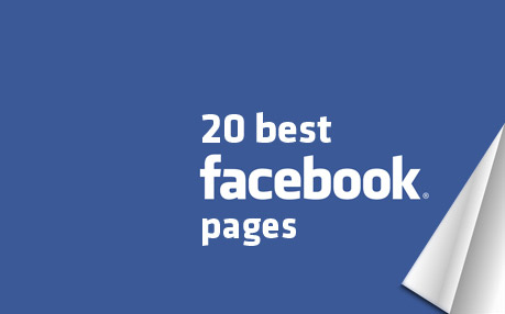 20 Best Facebook Pages