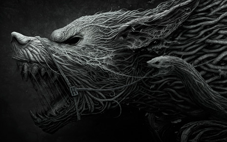 Anton Semenov: Disturbing and frightening illustrations