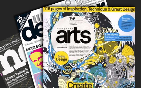 10 Print Magazines for Web Designers