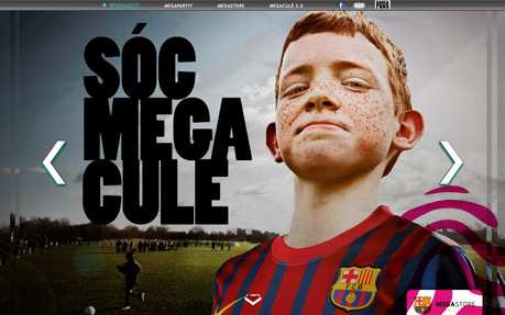 Winner: Most popular website - Soc Mega Cule