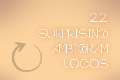 22 Surprising Ambigram Logos