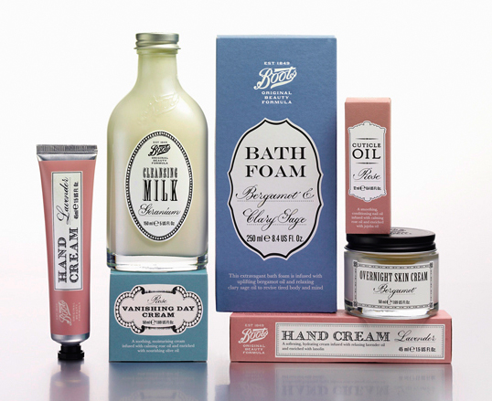 Boots Original Beauty Formulas