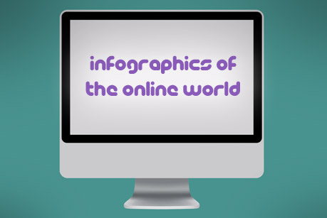 Infographics of the Online World