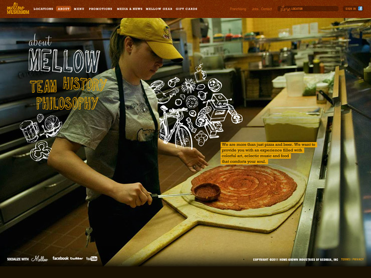 Tasty Design Restaurant And Catering Websites
