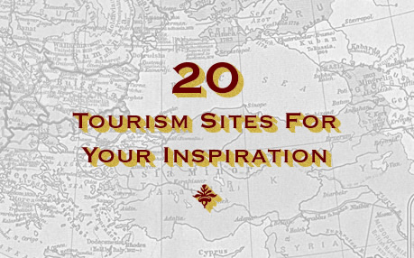 20 Tourism Sites For Your Inspiration