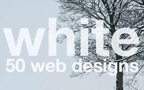 50 Fantastic White Web Designs