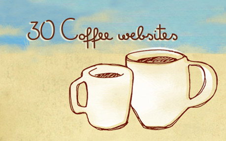 30 Coffee Websites