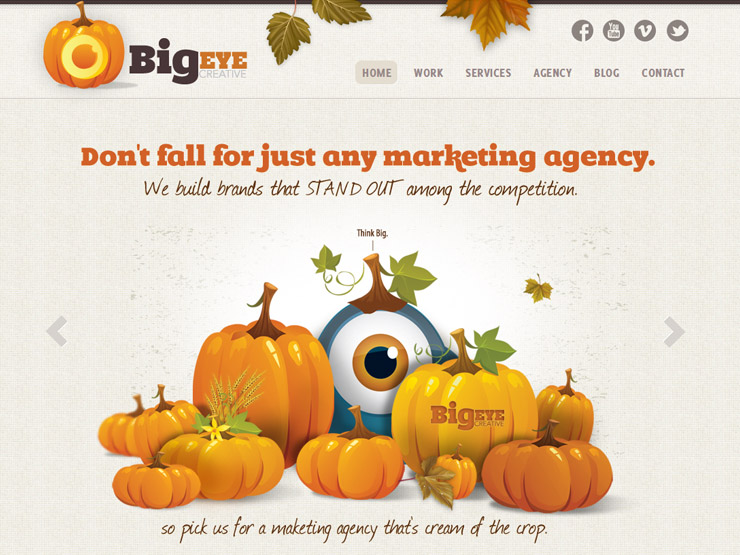 Big eye creative - Orlando Marketing Agency