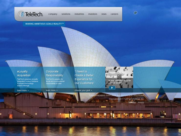 teletech corporation 1996
