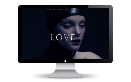 50 Impressive Fullscreen Websites for Your Inspiration