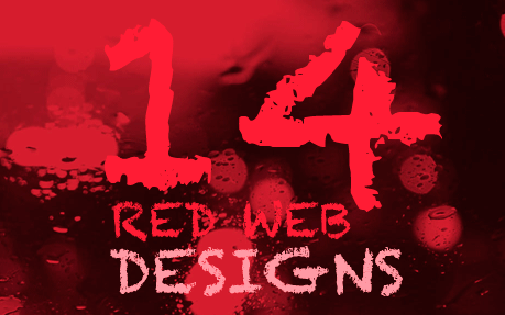 14 Red Web Designs for Inspiration