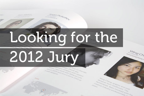 Awwwards is looking for the 2012 Jury