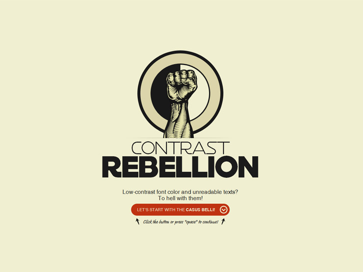 Contrast Rebelion