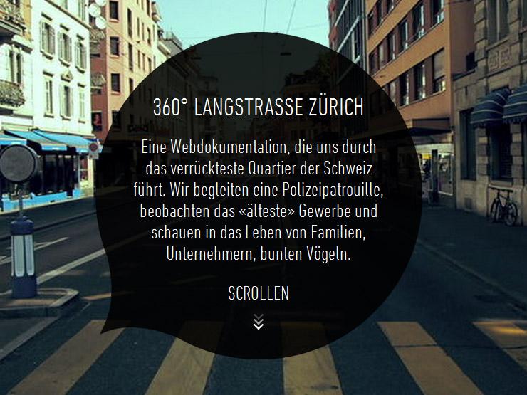 SF Dok – 360º Langstrasse Zürich