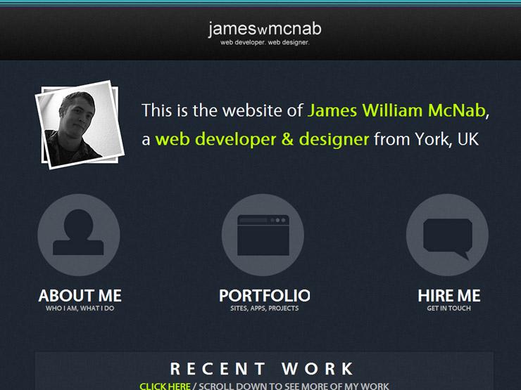 James McNab