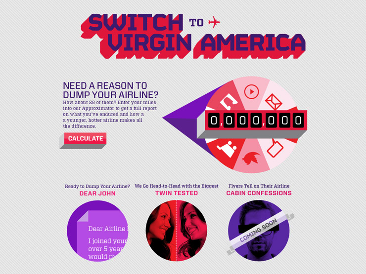Switch to Virgin America