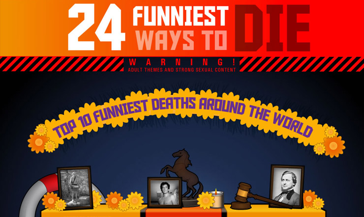 24 Funniest Deaths