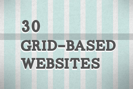 30 Grid-Based Websites