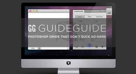 GuideGuide plugin for Photoshop