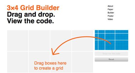 3x4 Grid Builder