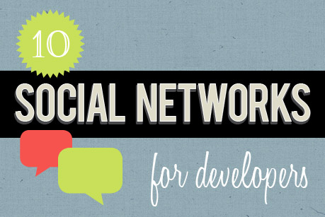 10 Social Networks for Developers
