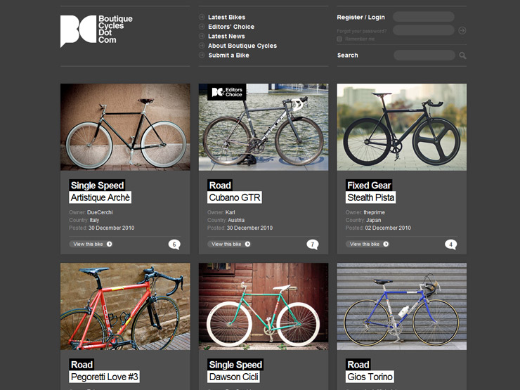 Boutique Cycles