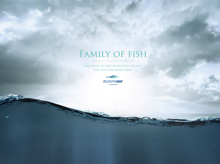 Family of Fish by +Knauss Media Arts