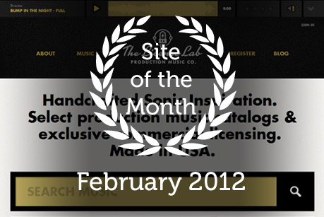 Site of the Month for February 2012: The License Lab