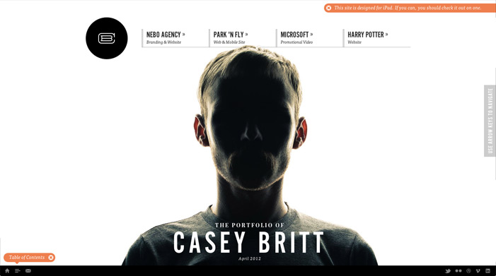The Portfolio of Casey Britt