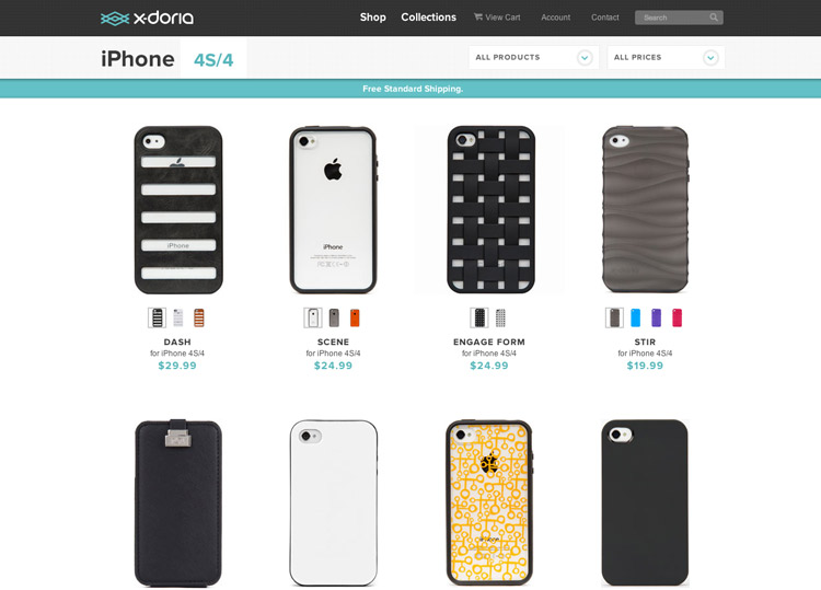 20 Of The Very Best E-Commerce Web Sites