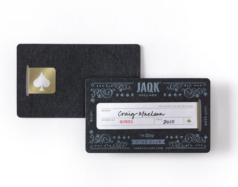 Jack Cellars Card Pack