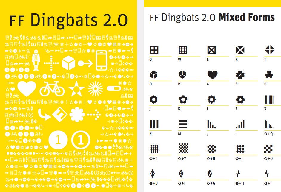 FF Dingbats 2